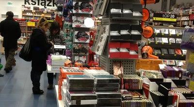 Photo of Bookstore Empik at Europa Centralna, Poland