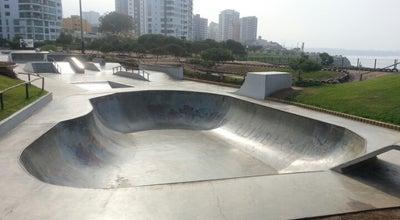 Photo of Skate Park Skate Park de Miraflores at Malecon Cisneros, Miraflores 15074, Peru