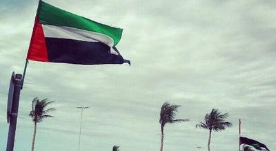 Photo of Beach Mamzar Beach Walk ممشى شاطئ الممزر at Al Mamzar, Deira, United Arab Emirates