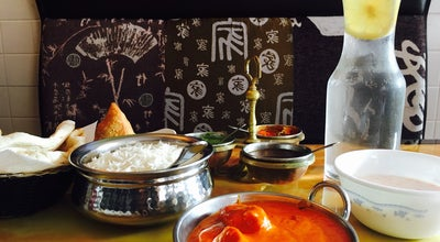 Photo of Indian Restaurant Bombay Kitchen at 733 Knickerbocker Ave, Brooklyn, NY 11221, United States