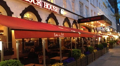 Photo of Steakhouse Block House at Kirchenallee 49-51, Hamburg 20099, Germany
