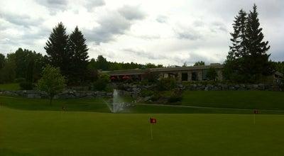 Photo of Golf Course Valley Ridge Golf Course at Calgary, AB, Canada