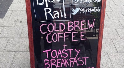 Photo of Coffee Shop Black Rail Coffee at 800 Jackson St, Hoboken, NJ 07030, United States