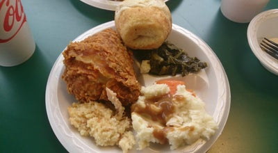 Photo of Fried Chicken Joint Big H at Eufaula, AL 36027, United States
