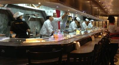 Photo of Sushi Restaurant Sushi Hana (ซูชิ ฮานะ) at Ratchapruk Rd, Bang Kruai 11130, Thailand