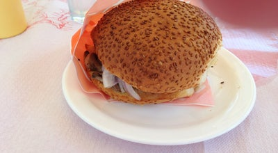 Photo of Burger Joint Lambros Burger at Lohagou Fanouraki, Rhodes, Greece