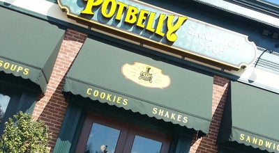 Photo of Sandwich Place Potbelly Sandwich Shop at 12150 Sunset Hills Rd, Reston, VA 20190, United States