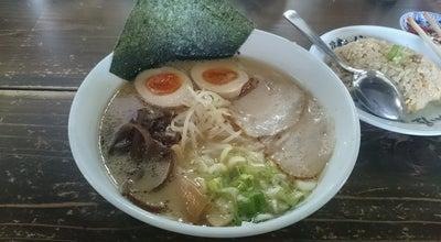 Photo of Japanese Restaurant 筑豊ラーメン 山小屋 薩摩川内店 at 木場茶屋町8243-1, 薩摩川内市 895-0034, Japan