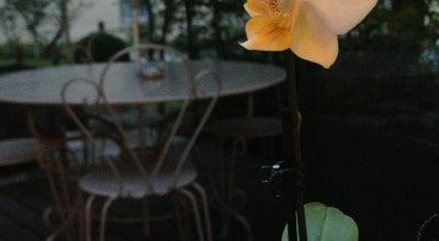 Photo of French Restaurant L'Orangerie des Trois Roys at 4 Rue Raymond Poincaré, Rambouillet 78120, France