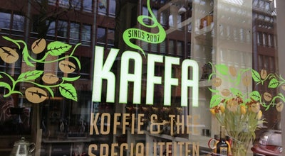 Photo of Coffee Shop Kaffa at Czaar Peterstraat 130, Amsterdam 1018PV, Netherlands