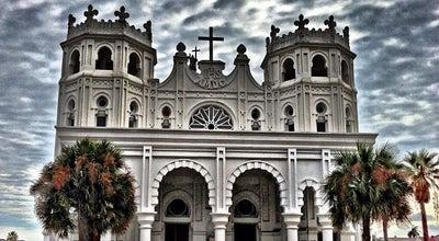 Photo of Church Sacred Heart Catholic Church at 1308 Broadway St., Galveston, TX 77550, United States
