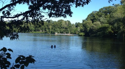 Photo of Beach Crystal Lake at 16 Rogers St., Newton, MA 02461, United States