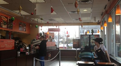 Photo of Coffee Shop Dunkin' Donuts at 411 Us Highway 206, Hillsborough, NJ 08844, United States