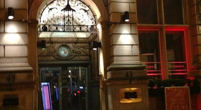 Photo of Italian Restaurant Rosso Restaurant at 43 Spring Gardens, Manchester M2 2BG, United Kingdom