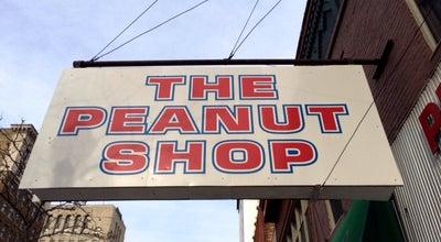 Photo of Snack Place Peanut Shop at 117 S Washington Sq, Lansing, MI 48933, United States