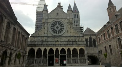 Photo of Historic Site Cathedrale Notre-Dame de Tournai at Tournai 7500, Belgium