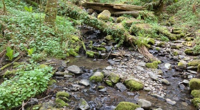 Photo of Trail Tryon Creek State Park at 11321 Sw Terwilliger Blvd, Portland, OR 97219, United States