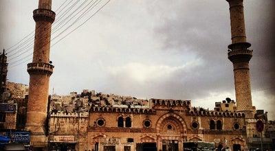 Photo of Mosque Grand Husseini Mosque | المسجد الحسيني الكبير at King Talal, Jordan