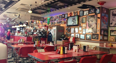 Photo of American Restaurant JB's American Diner at 31 Kings Road, Brighton, Brighton BN1 1NR, United Kingdom