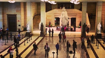 Photo of History Museum United States Capitol Visitors Center at Us Capitol, Washington, DC 20016, United States