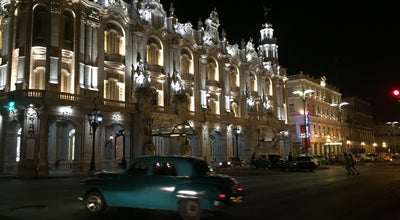 Photo of Opera House Gran Teatro de la Habana at 458 Paseo De Marti, La Habana 10600, Cuba