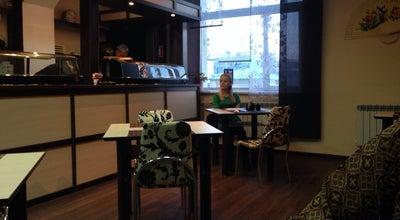 "Photo of Sushi Restaurant Суши-бар ""Япоша-Сан"" at Ул. Чайковского, 1, Благовещенск 675000, Russia"