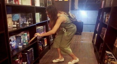 Photo of Library Fullybooked CDO at Limketkai Center, Philippines
