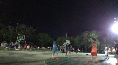Photo of Basketball Court สนามบาส มหาวิทยาลัยมหาสารคาม at Kantharawichai, Thailand