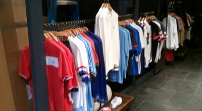 Photo of Clothing Store Fred Perry at 133 Wooster St, New York, NY 10012, United States