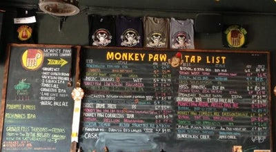 Photo of Brewery Monkey Paw Pub & Brewery at 805 16th St, San Diego, CA 92101, United States