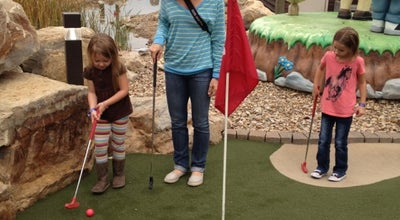 Photo of Golf Course Howl in One Mini Golf at Great Wolf Lodge at 10401 Cabela Dr, Kansas City, KS 66111, United States