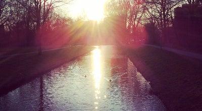 Photo of Park Sterrenburgpark at De Jagerweg, Dordrecht, Netherlands