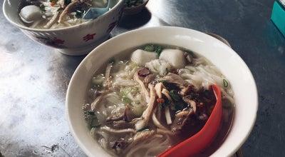 Photo of Chinese Restaurant Koay Teow Th'ng Lorong Ngah Aboo at Lorong Ngah Aboo, George Town, Malaysia