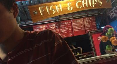 Photo of Burger Joint Fishbone Fish&chip at Langkawi, Malaysia