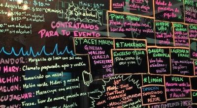 Photo of Ice Cream Shop Helado Obscuro at Córdoba 223, Cuauhtémoc 06700, Mexico