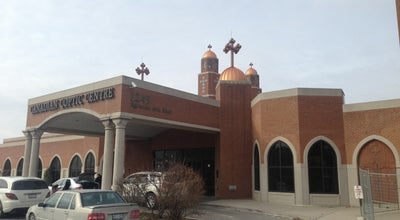 Photo of Church St. Mary And St. Athanasuis Coptic Church at Mississauga, On, Canada