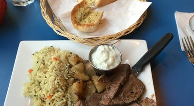 Photo of Mediterranean Restaurant Cafe Akroteri at 1219 Cornwall Ave, Bellingham, WA 98225, United States