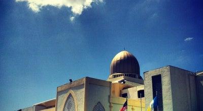 Photo of Mosque Masjid Umar Ibn Al-Khattab at Jalan Mayang Pasir, Bayan Baru 11950, Malaysia