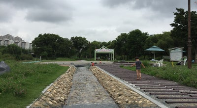 Photo of Park 황새울 공원 (Hwangsaeul Park) at 분당구 수내동, 성남시, South Korea