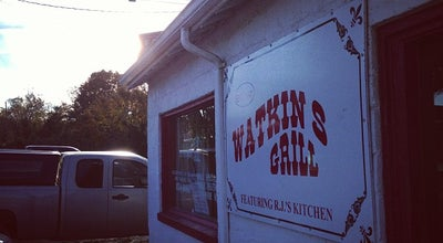 Photo of American Restaurant Watkin's Grill at 1625 Wake Forest Rd, Raleigh, NC 27604, United States