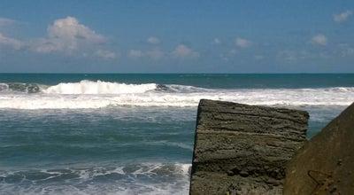 Photo of Beach Pantai baru at Serandakan, Bantul, Bantul, Indonesia