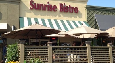 Photo of American Restaurant Sunrise Bistro at 1559 Botelho Dr, Walnut Creek, CA 94596, United States