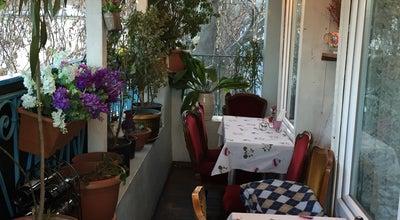 Photo of Cafe Café le toit at Kote Aphkhazi 22, Tbilisi 0105, Georgia