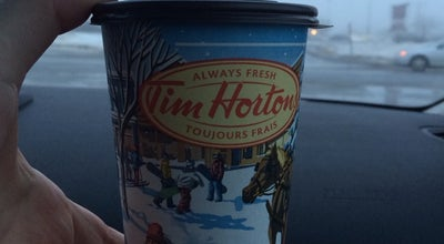 Photo of Cafe Tim Hortons Centre Duvernay at Canada