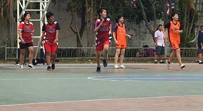 Photo of Basketball Court สนามบาสเกตบอล อุดรพิทยานุกูล at โรงเรียนอุดรพิทยานุกูล, Mak Khaeng 41000, Thailand