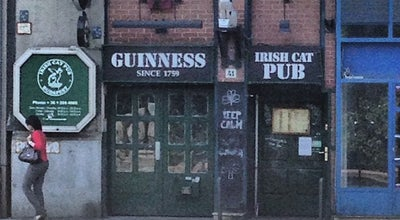 Photo of Nightclub Irish Cat Pub at Muzeum Koerut 41, Budapest 1053, Hungary