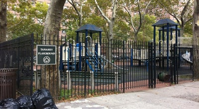 Photo of Playground Tanahey Playground at 20 Catherine, New York, NY 10038, United States