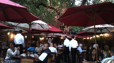 Photo of Italian Restaurant Da Nico at 164 Mulberry St, New York, NY 10013, United States