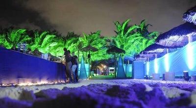Photo of Beach Sexta Blue - Marulho Praia do Futuro at Brazil