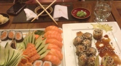 Photo of Japanese Restaurant Naka Naka Sushi Bar at Av 17, 1253, Barretos 14780-000, Brazil